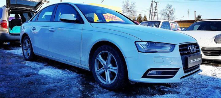 Chiptuning Audi A4 B8 3.0 TDI