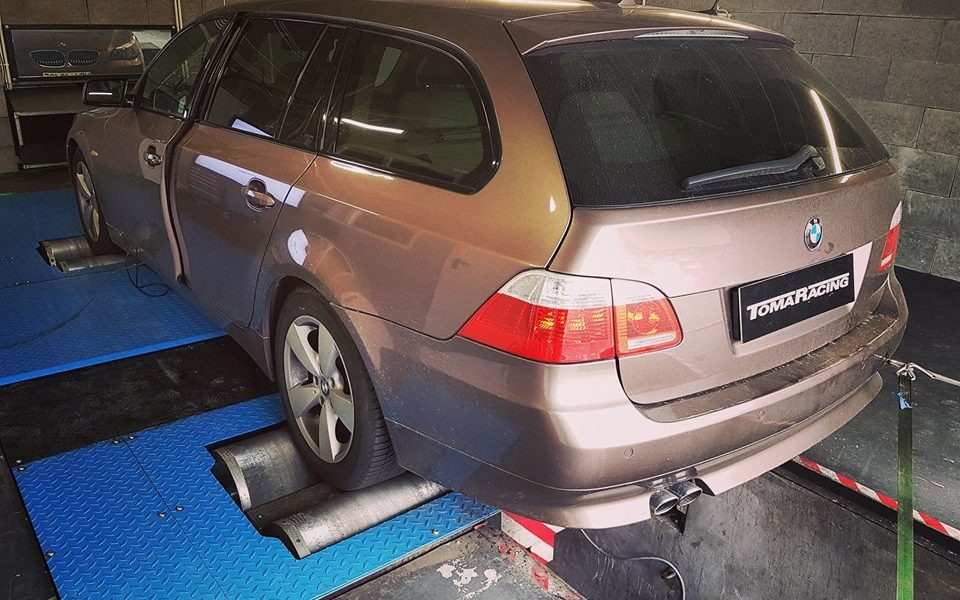 Chiptuning BMW e61 530xd