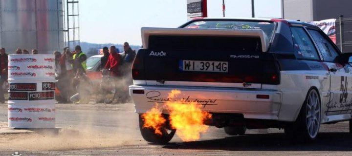 Audi Quattro – Rowinski Racing