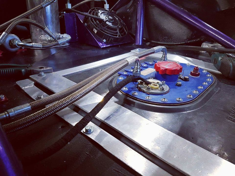 fiołek-drifting-bartosz-stolarski-tuning-hamownia-2 Zobaczcie przygotowania naszego fiołka do Drift Masters Grand Prix!