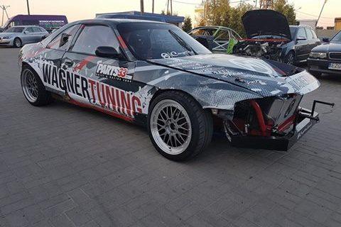 Właśnie stroimy samochód Marcel Uhlig #33 !!!